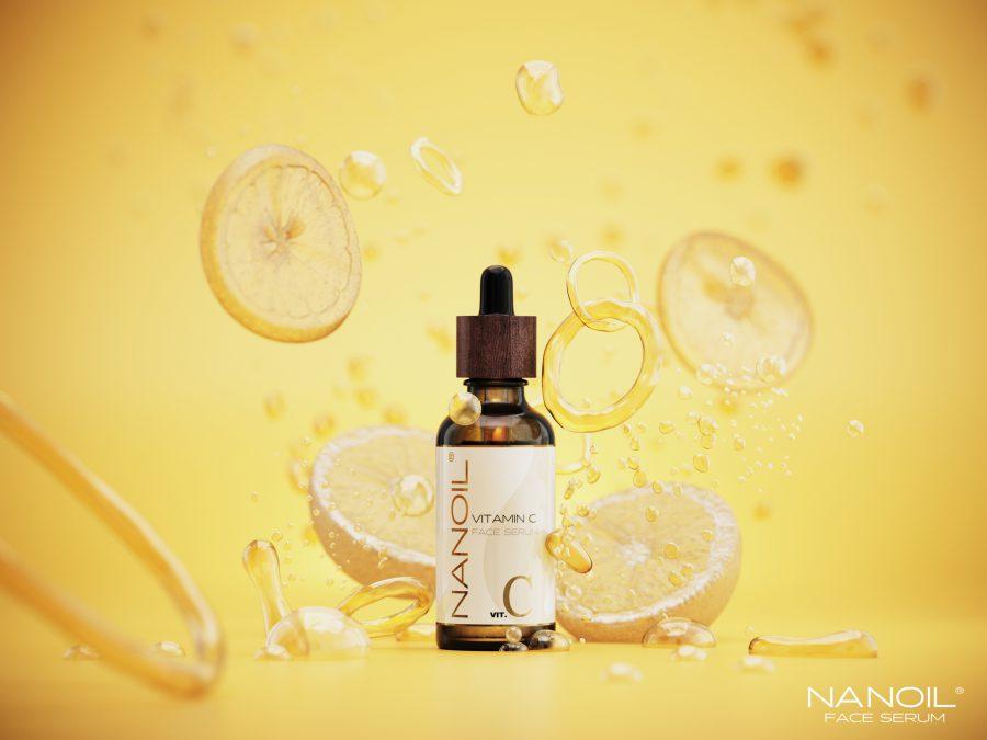 o melhor soro facial com vitamina c Nanoil